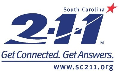 South Carolina's 211 'Get Answers' Logo