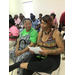 Residents Shirley and Ranata Black